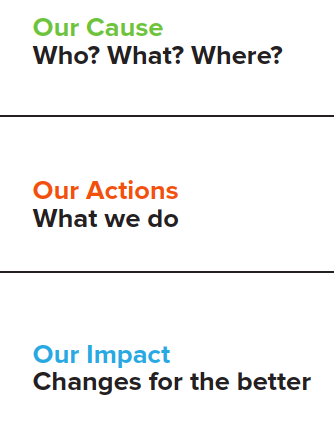 mission statement elements
