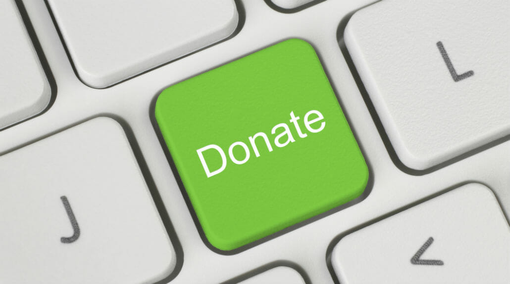 how nonprofits keep up with online fundraising