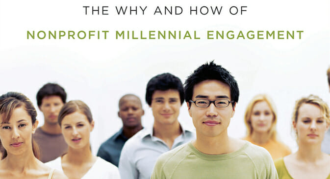 Millennials: Free Agents of Fundraising and Advocacy