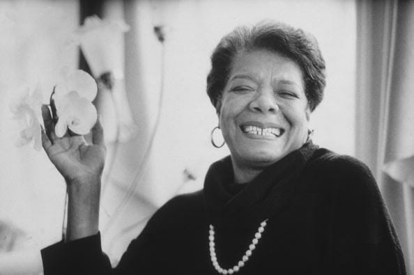 Maya Angelou Leaves Uplifting Legacy