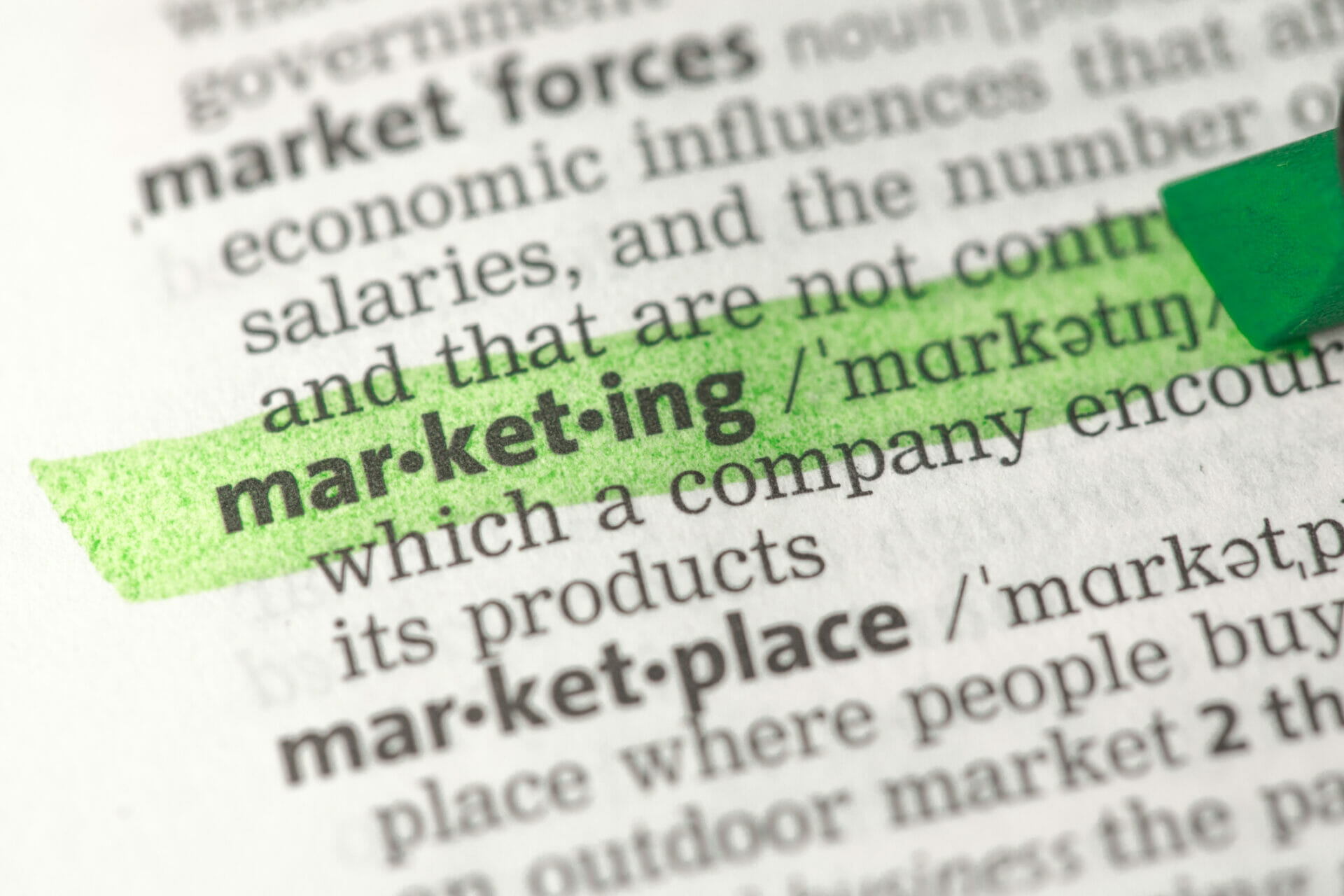Four 21st Century Marketing Terms Nonprofits Need to Know