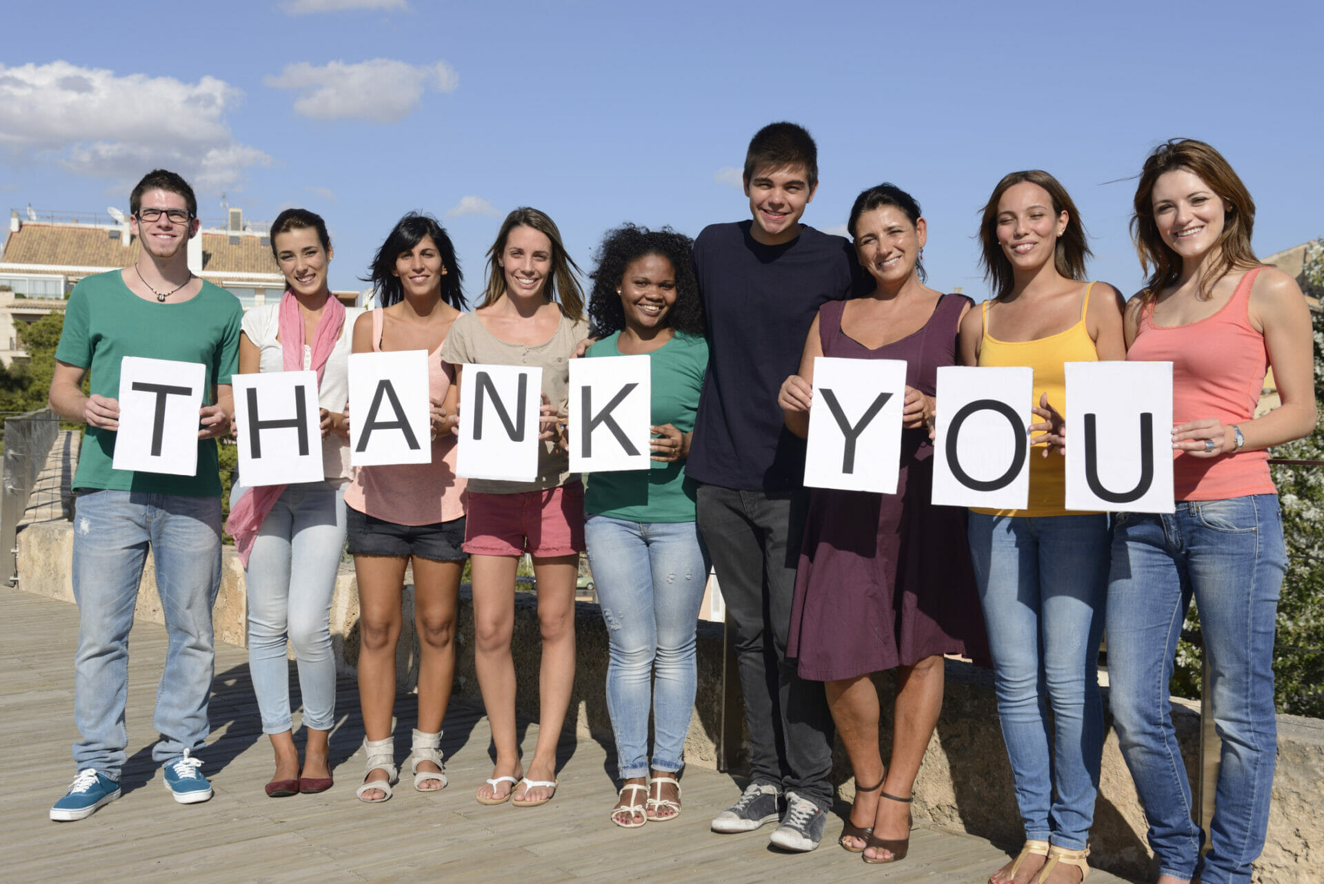 Six Ways to Give Big Thanks to Big Donors