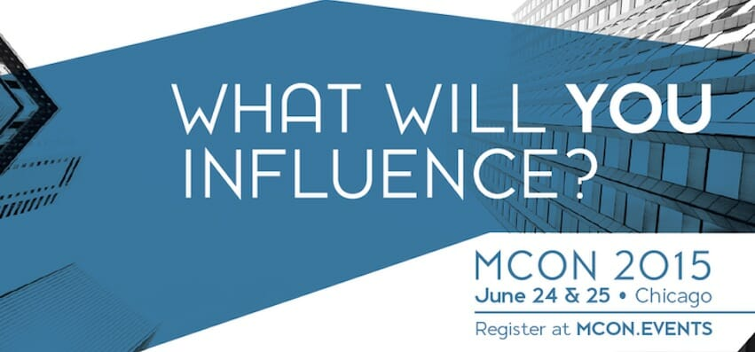 5 Things to Look Forward to at MCON 2015