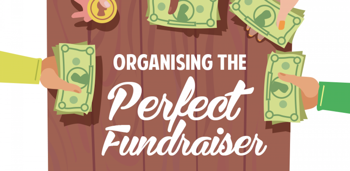 [Infographic] Guide to Organizing the Perfect Fundraiser