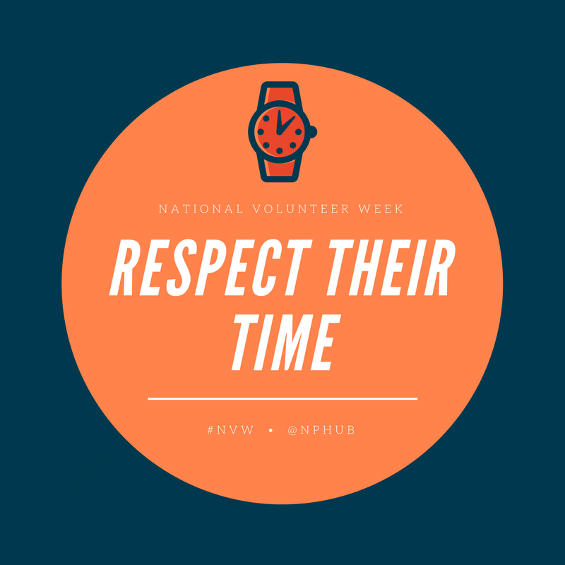 Respect Their Time