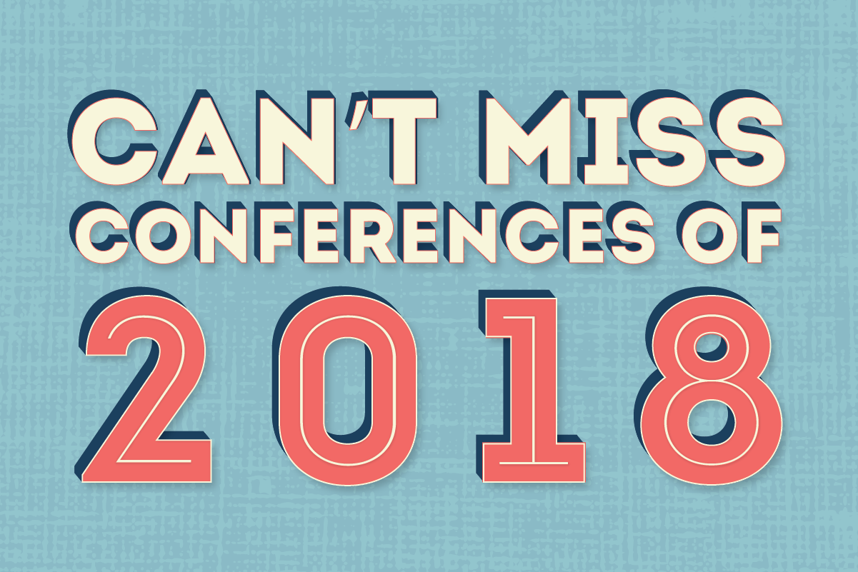 can't-miss conferences