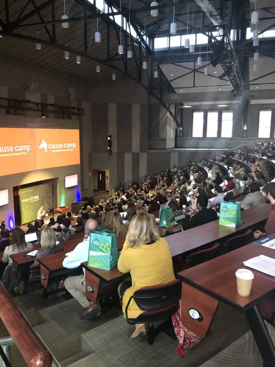 Takeaways from Cause Camp 2018