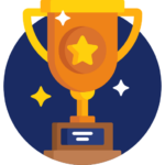Trophy graphic
